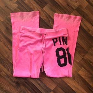 PINK Victoria's Secret sweatpants/pajama pants